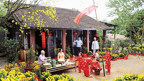 Ngày Tết Việt Nam - Vẻ đẹp của văn hoá Việt